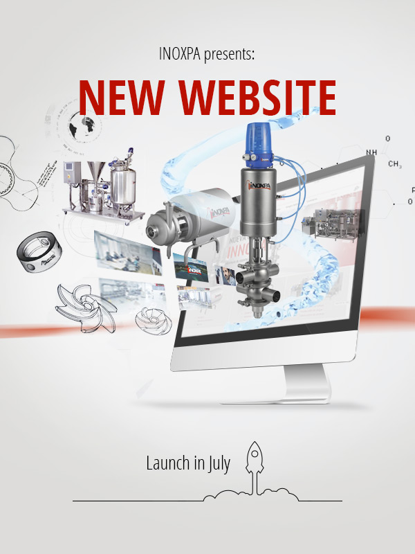 New INOXPA website goes live