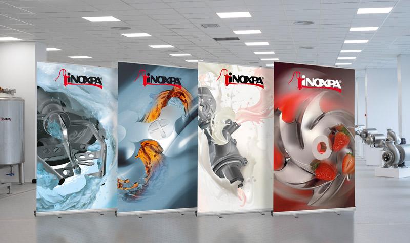 INOXPA, et konsolideret varemærke i fortsat udvikling