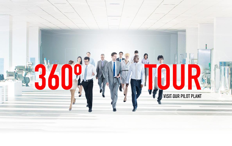 Virtual tour 360º