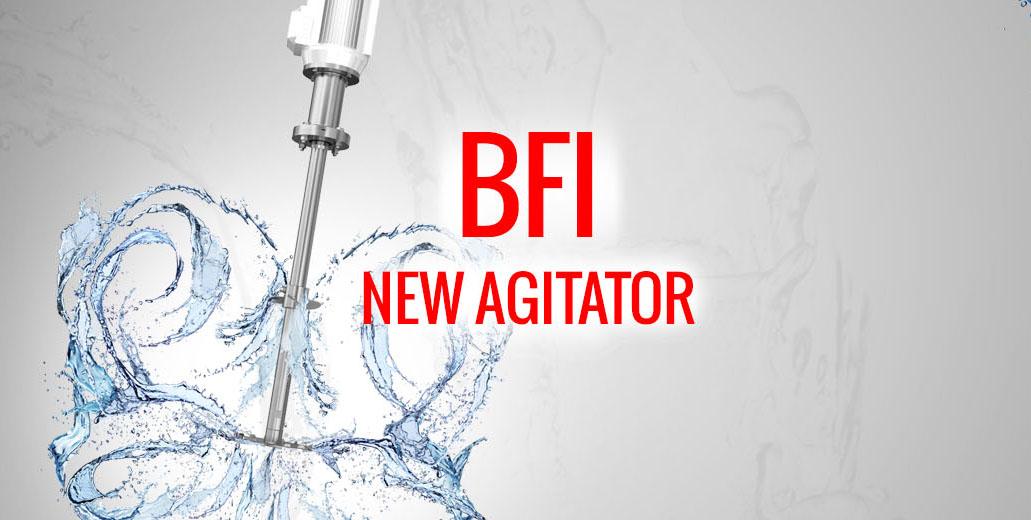 Ny BFI-omrører