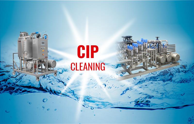 CIP INOXPA: større kontrol og effektivitet i rengøringsprocessen