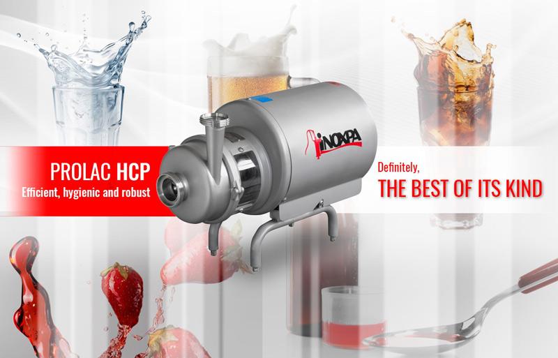 PROLAC HCP - den bedste centrifugalpumpe
