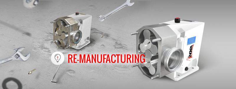 Renovering af komponenter