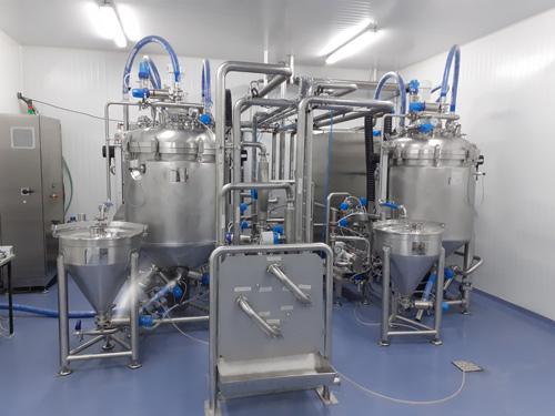 Ny proces til fremstilling af geléer, buddinger og mousser