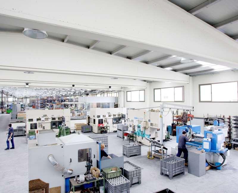 Produktionsafdelinger
