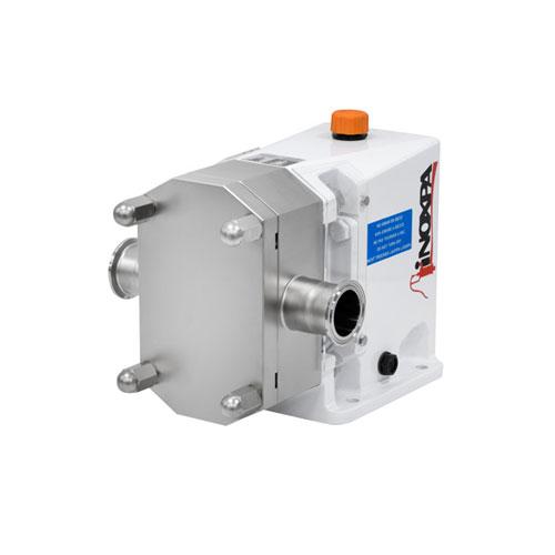 Loberotor Pumpe